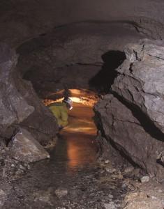 Siphon Kristallhöhle Kobelwald